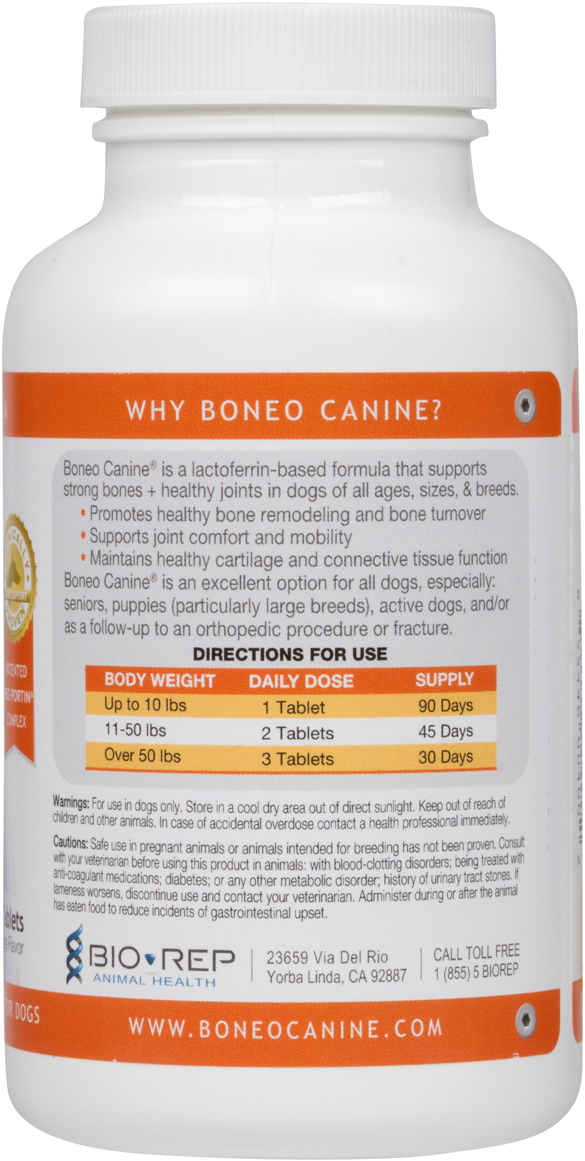 Best Bone and Joint Supplement for Dogs'Natural Bone and